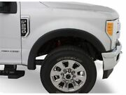 Front And Rear Fender Flare For 09-14 Ford F150 Platinum Fx2 Vx53k7