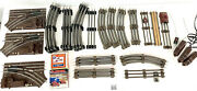 Lionel O Train 6-2283 And 6-12717 Bumpers 5121 5122 Switch O Scale + Track + More
