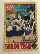 Sailor Moon - 30th Anniversary Best Selection Carddass Set - Prism Gr5