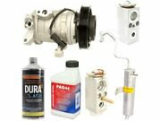 Front And Rear A/c Compressor Kit For 09 Jeep Commander 4.7l V8 Ym39m7