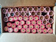 2500 Copper Lincoln Cents Pennies - Full Box 50 Rolls 1959-1982 Hand-rolled
