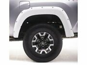 Front And Rear Fender Flare For 16-20 Toyota Tacoma Rh63z2