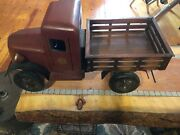 Friends Of Nra Wood Truck 2001 Limited Addition Made In The Philippines