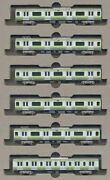 Kato N Gauge 10-259 E231 Series 500 Series Yamanote Line Color Addition 6 Cars