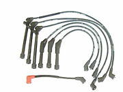 Spark Plug Wire Set For 89-94 Nissan Maxima Vg30e Vin H Nw12t1