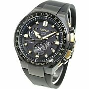 [solar Gps Watches And Clocks] Limited Number Of Astron Novak Djokovic-limited M
