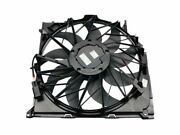 A/c Condenser Fan Assembly For 04-10 Bmw X3 Yv15r6