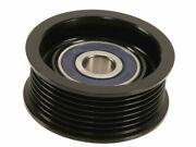 Accessory Belt Idler Pulley For 09-15 Acura Honda Ilx Tsx Civic Crv 2.4l Dy44t3