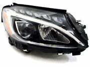 Right Headlight Assembly For Mercedes C300 C350e C400 C43 Amg C450 C63 S Bh94m5
