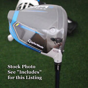 Taylormade 2021 Sim2 Family Of Drivers-choose Your Model Loft Shaft And Flex-new