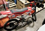 Hyper 36v Youth Electric Bicycle Citgo Offroad Motorcycle Theme Motion Trendz
