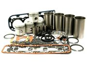 Engine Overhaul Kit For Ford 5000 5600 5610 6600 Tractors With Bsd442 Engine.