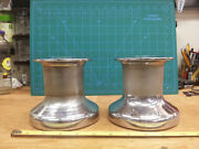 Barlow Model 20 Single Speed Winches Pair 2