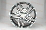 22 Mercedes Benz New G63 Style Rims Wheels Fits G Wagon Only Free Shipping