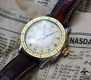Longines Lindbergh Hour Angle Hunter Automatic Gold Tone Menand039s Watch 628.5240