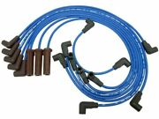 Spark Plug Wire Set For Camaro Roadmaster Commercial Chassis Brougham Ts55m7