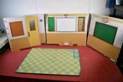 Our Generation Awesome Academy School Room For 18 Dolls Parts Only