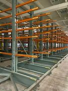 14and0396 Medium Duty Cantilever Rack - Preowned