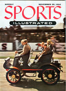 Sports Illustrated Magazine, N16 November 29 1954 Contain The Subscription Cards