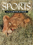 Sports Illustrated Magazine, N17 December 6 1954 Contain The Subscription Cards