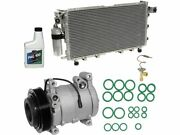 A/c Compressor Kit For 02-04 Isuzu Rodeo Sport 2.2l 4 Cyl X22se Vin D Nw62d2