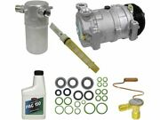 Rear A/c Compressor Kit For 02-05 Chevy Astro Nv97z3