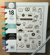 New 2021-2022 Me And My Big Ideas The Happy Planner Andldquoarchetypesandrdquo Classic Vertical