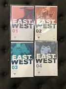 East Of West 1-14 Sourcebook Image 1st And 2nd Printing Complete Run Comic Books