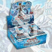 Legendary Duelists White Dragon Abyss Booster Box | Yugioh - Factory Sealed
