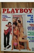 Very Rare Playboy Magazine. With Jerry Seinfeld October 1993