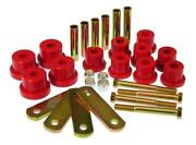 Prothane 7-1050 67-81 Chevy Camaro Hd Spring And Shackles Bushings - Red