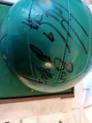 Signed Patrick Vieira Football 2004 With Letter And Photos.
