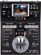 Roland Roland Systems Group V 4ex Video Mixer 4 Channel Digital Video Mixer With