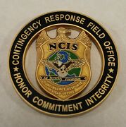Ncis Contingency Response Filed Office Navy Challenge Coin