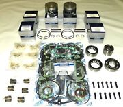 Wsm John/ Evin 200 / 225 Hp Looper And03993-up Rebuild Kit 100-125-10 Std Size Only