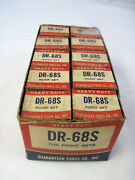 Ten 10 Dr-68s Guaranteed Parts Ignition Contact Points Sets And03960/61 Corvair Nos