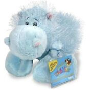 Webkinz Blue Hippo Item Hm009 November Pet Of The Month New With Unused Tags