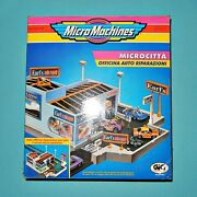 Micro Machines - Hiways And Byways - Earland039s Auto Repair - 100 Complete New Italy