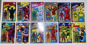 Marvel Legends 2021 Kenner 4in Figure - Lot Of 12 6 Unpunched Free Shipping