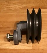 Universal Double Groove Idler Pulley For A/c Compressor Installations