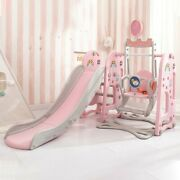 Toddler Mountaineering And Swing Set, Perfect For Indoor And Backyard Baskets