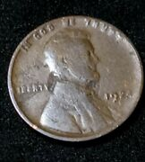 1924-d Lincoln Wheat Penny Key Date Scarce Very Low Mintage Coin.