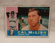 Lot Of 13 Original 1950s And 1960s Topps Baseball Cards   1953, 1956, 1957, 1960