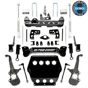 Pro Comp K1174b In Stock 5 Stage I Lift Kit 15-18 Gm Colorado/ Canyon