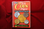 2006 U.s. Coin Digest Guide To Market Values Kraise Publications New Book