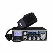 Galaxy Dx-939f Cb Radio W/ Illuminated Backlit Faceplate And Frequency Counter Am
