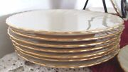 Laurent Lenox 8 Bread And Butter Plates 6 Cups And Saucers Pristine Vintage 550