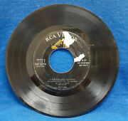 Ultra Rare Elvis Presley Rca Victor Epb -1254 6 Song Extra Play Sides 1 And 4