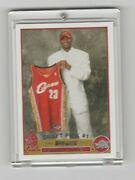 Lebron James Lakers Cavaliers 2003-04 Topps Rookie Card Rc 221 Mint