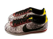 Nike Classic Cortez Leather And039snakeskinand039 Ct1557 100 - Womenand039s Size 5.5